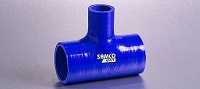 "Samco T-Piece 2-1/6"" (55mm) ID, Wall thickness 4.5mm"