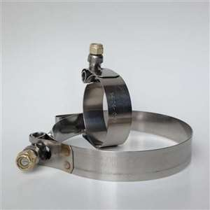 Clampco Stainless Steel T-Bolt Clamp Size 275