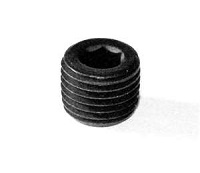 EGT Sensor Bung Plug (Large) - Black Oxide Coated Steel