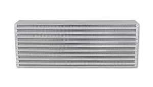 "Intercooler Core, 24""W x 8""H x 3.5"" Thick"