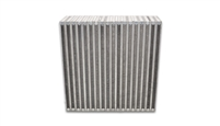 "Vertical Flow Intercooler Core, 12"" Wide x 12"" High x 3.5"" Thick"