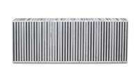 "Vertical Flow Intercooler Core, 30"" Wide x 10"" High x 3.5"" Thick"