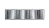 "Vertical Flow Intercooler Core, 27"" Wide x 6"" High x 4.5"" Thick"