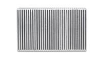 "Vertical Flow Intercooler Core, 22"" Wide x 14"" High x 4.5"" Thick"