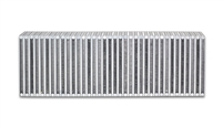 "Vertical Flow Intercooler Core, 24"" Wide x 8"" High x 3.5"" Thick"