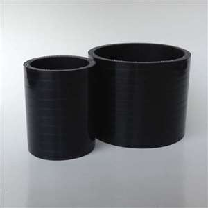 "VX Silicone Straight Hose 3.00""L 2.00""ID"