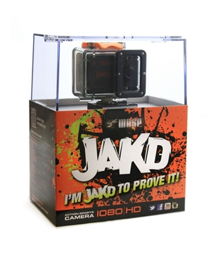 WASPcam 9903 JAKD Action-Sports Camera