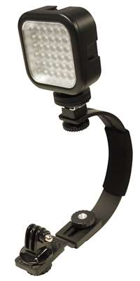 WASPcam 9998 LED Light Mount