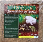 Milton's Coco Bedding for Reptiles - coarse / chips