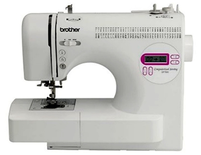 "Brother CP-7500 Computerized Sewing Machine ""Factory Refurbished"""