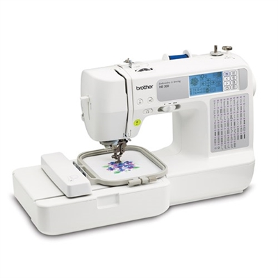 Brother HE-300 Sewing & Embroidery