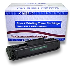 MICR Toner Cartridge for HP Laserjet 5L, 6L, 3100, & 3150 (AX)