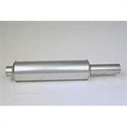 Nelson Global Products muffler, part number 10156T.
