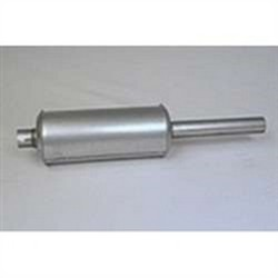 Nelson Global Products muffler, part number 10811T.