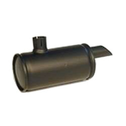 Nelson Global Products muffler, part number 12417T.