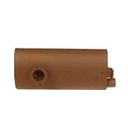 Nelson Global Products muffler, part number 13909T.
