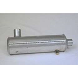 Nelson Global Products muffler, part number 14099T.