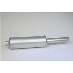 Nelson Global Products muffler, part number 14245T