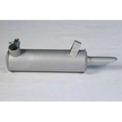 Nelson Global Products muffler, part number 14472T.