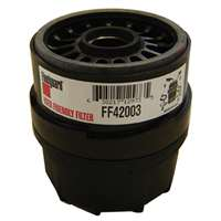Fleetguard fuel filter, part number FF42003 qty 1.