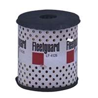 Fleetguard lube filter, part number LF4126 qty 1.