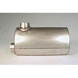 Nelson Global Products muffler, part number 86570M.