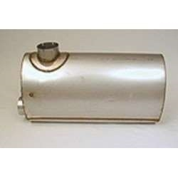 Nelson Global Products muffler, part number 86598M.
