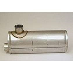 Nelson Global Products muffler, part number 86607M.