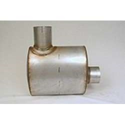 Nelson Global Products muffler, part number 86685M.