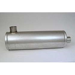 Nelson Global Products muffler, part number 86724M.