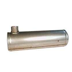 Nelson Global Products muffler, part number 86725M.
