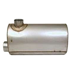 Nelson Global Products muffler, part number 86751M.