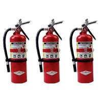 Amerex fire extinguisher, part number B402T qty 3.