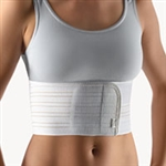 BORT Elastic Torso Support for Women | Rib fracture | trauma | consequences in the rib area | (i.e. contusion, sprain) | L0210 |