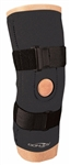 "DonJoy ""H"" Buttress knee brace"