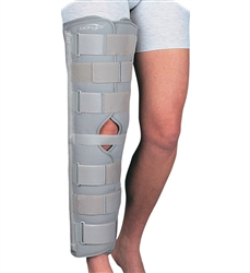 DonJoy Universal Tri-Panel Knee Immobilizer