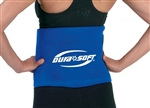 Donjoy Dura Soft Back Wrap with cold pack