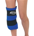 DonJoy Dura*Soft Knee Sleeve and Knee Wrap