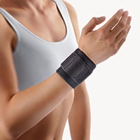 BORT Stabilo® Wrist Support | tenosynovitis | strains | removal of plaster cast |