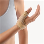 BORT SOFT Thumb Splint short | Postoperatively | post-traumatic | degenerative | inflammatory | arthritis | osteoarthritis of the metacarpophalangeal joint | sprain | L3999 |