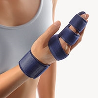 BORT DigiSoft® Finger Brace | Post-operative | post-traumatic | redressement | positioning | L3933 |