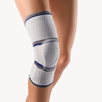 BORT Patella Support for Osgood-Schlatter | Osgood-Schlatter disease | gonarthrosis | arthritis | tendinosis of the tibial tuberosity ligament | articular effusion | irritations | L1815 |