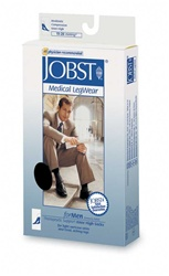 Jobst forMen - thigh high 30 - 40 mmHg compression stockings