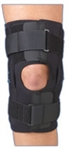 Med Spec Gripper Hinged Knee Support