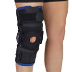 Deroyal Warrior® Knee Brace | The Best Ligament Brace Available | Warrior Brace | Deroyal Knee Brace