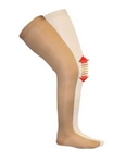 Knit-Rite Knee Length Cosmetic Hosiery