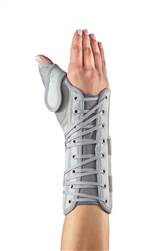 CSUS Vission Thumb Spica brace -Laced splint