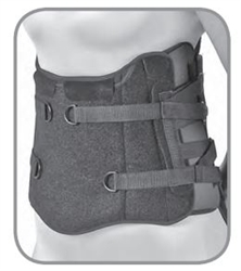 OrthoAmerica California Original Soft Spinal Orthosis