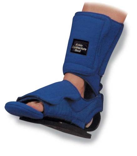 deroyal ankle contracture boot plantar flexion afo