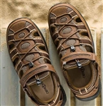 Orthofeet 573 Clearwater Men's Diabetic Sandal
